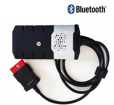 Diagnostic Scanner Kits Cdp Bluetooth Usb For Delphi Ds150E 2015R3