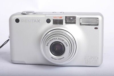Pentax Espio 120SW 35mm Point & Shoot Film Camera