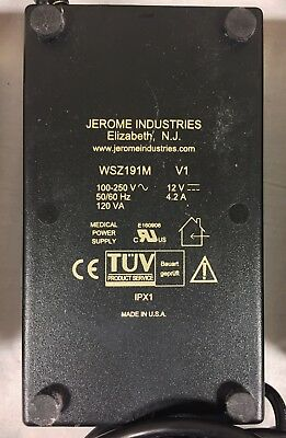 Jerome Industries WSZ191M Power Supply for GE Medical LCD Monitor MOLVL150-05