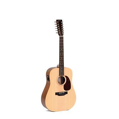 SIGMA,DM12E Dreadnought 12 Corde Natural