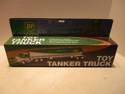 1991 BP Toy Tanker Truck Gas Promo First In Series