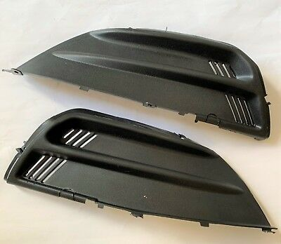 Hunter Phantom Lower Right & Left Hand Air Vents  50cc-150cc GY6 536-537