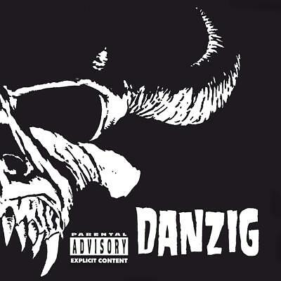 Danzig - Danzig - Self Titled Explicit [PA] CD [Latest Pressing] New Sealed