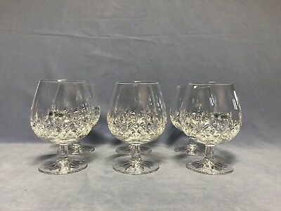 Galway Longford Brandy Snifter - Set of 6