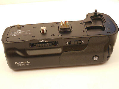 Genuine Panasonic Lumix DMW-BGGH3 vertical Battery Grip GH3 GH4 Cameras