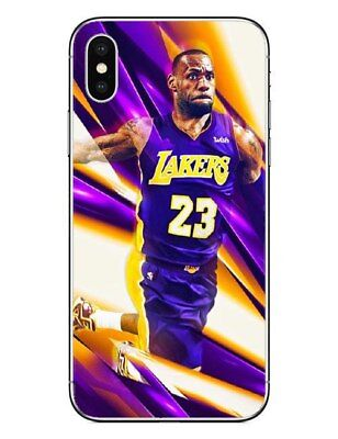 d2c1f8db8fbdc4 Lebron James Goat La King Clutch Lbj Case Cover For iPhone Xr Xs Xs Max  Apple