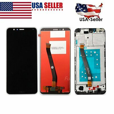 USA For Huawei Mate SE BND-L34 Full LCD Display + Touch Screen Digitizer + Frame