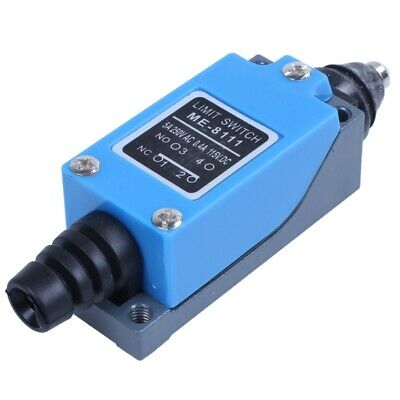 ME-8111 AC250V / 5A DC115V / 0.4A DPST Momentary AC Limit Switch for CNC Mi L2E7
