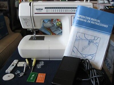 PFAFF TIPTRONIC 40 Sewing Machine W Case Pedal Manual Adorable Brother Xl 3030 Sewing Machine