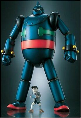 "BANDAI Soul of Chogokin Tetsujin 28 GX-24 Action Figure LED ""eye"" New from Japan"