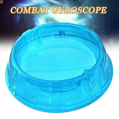 For Beyblade Arena Blue PVC Plastic Bayblade Battle Plate Stadium Kids Toy Gift