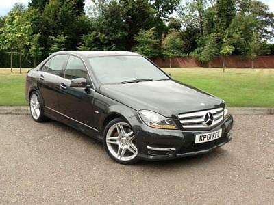 2011 MERCEDES-BENZ C Class 3 0 C350 CDI BlueEFFICIENCY Sport Edition 125