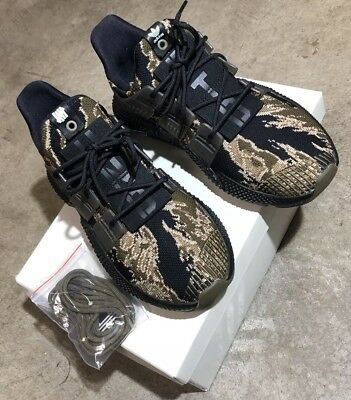 UNDEFEATED X ADIDAS Prophere Tiger Camo Black Olive UNDFTD Mens ... e4b88cf0e