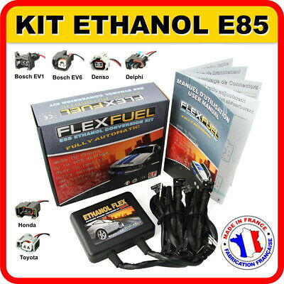 KIT BIO-ETHANOL E85 economiseur de carburant 4 CYL