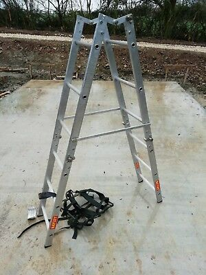 Ex Army Helicopter Cargo Net 2.2 Ton Lifting Securing Bushcraft Survival MOD