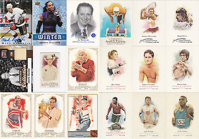"""Lot of 837 """"Other"""" Sports Trading Cards including Olympics, College and More"""