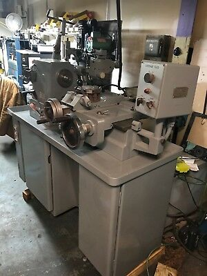 Tsunami Chucker Lathe With Threading Nice