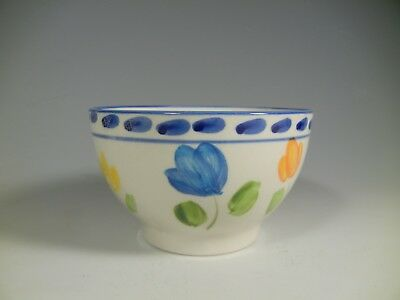 Montgomery Ward TULIP Cereal Bowls 5 1/4 in. x 3 1/4 in. tall