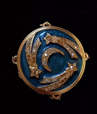 Estee Lauder Celestial Charms Compact For Solid Perfume Brand New