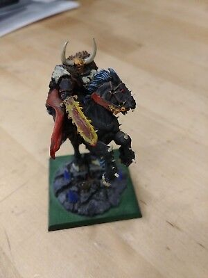 Archaon, Lord of the End Times - PEWTER - Warhammer Fantasy - Warriors of Chaos