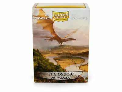 Dragon Shield Type the Oxbow 100 Protective Sleeves Cases Standard Card Holder