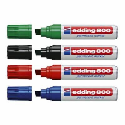 Edding 800 4-12mm Permanent Marker Graffiti Streetart Grog On The Run