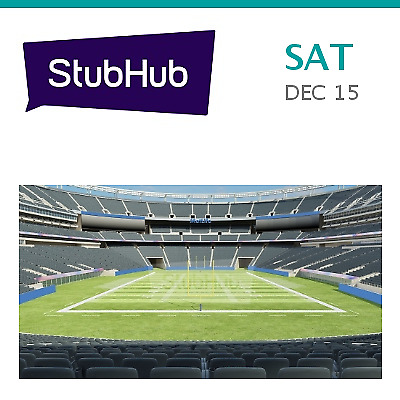 Houston Texans at New York Jets Tickets - East Rutherford