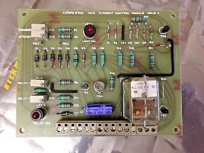 AEG A3/MPS2700 Mk2 Current control module - Issue 4 MPS2700