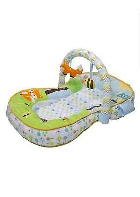 Summer Infant Laid-Back Lounger Seat for baby - Pad Cushion for Newborn