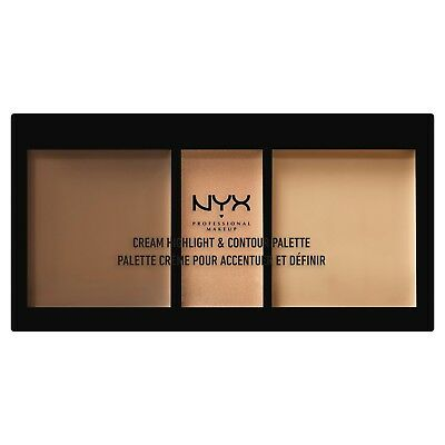 NYX Cream Highlight & Contour Palette, You Choose Your Color