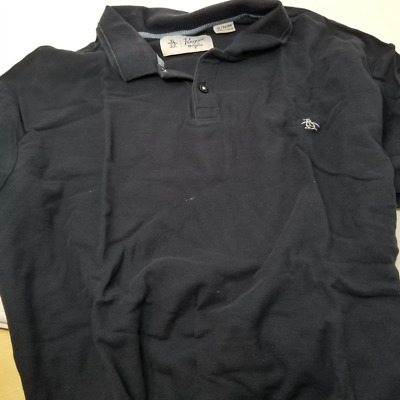 3a7b690c0be Original Penguin Men's Classic Fit Daddy-O Polo, Extra Large , Dark  Sapphire 2.0