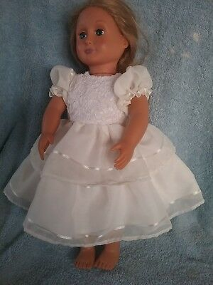 """Handmade Dress For 18""""  Our Generation Doll"""