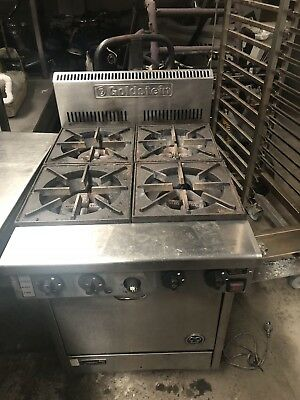 GOLDSTEIN  4 BURNER STOVE AND OVEN Great WORKING  CONDITION