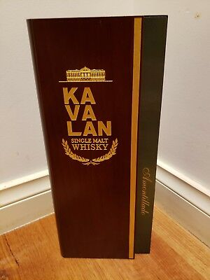 Kavalan Solist Amontillado single malt Taiwanese whisky
