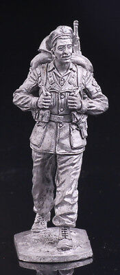 Sergeant. Italy, 1943-45 | TIN TOY SOLDIER | METAL MODEL, FIGURE | Misc-114