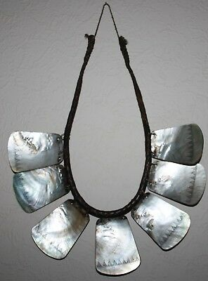 Old Ifugao Necklace Tribal Shell Necklace