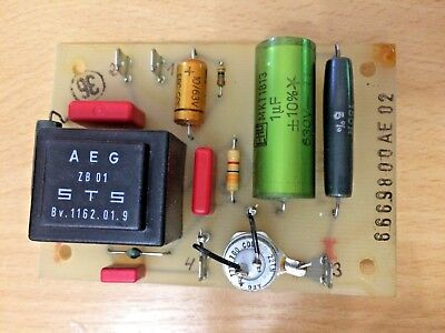 Aeg 6669800 Ae02 Ups Regulator Card 6669800Ae02 Pcb