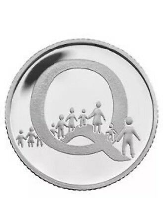 2018 Q - Queuing Uk 10P Early Strike Uncirculated Coin