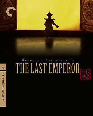 The Last Emperor (Blu-ray Disc, 2014, Criterion Collection)