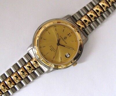 ETA 2824-2, automatic CANDINO with date at 3, NOS swiss made