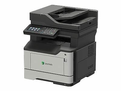 Lexmark MB2442adwe Multifunction printer - B/W - Laser - USB 2.0, Gigabit LAN,