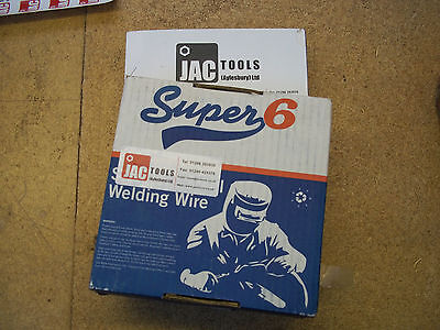 Welding Wire 0.6Mm 5Kg Mild Steel Mig Welding Spool Reel Swp 7303