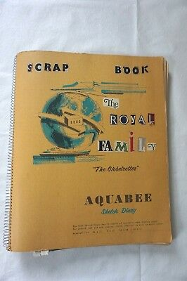 Princess Diana Scrapbook - Prince Charles Will Harry Newspaper Covers & More