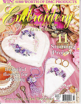 Embroidery & Cross Stitch Annual - Vol 10 No 12