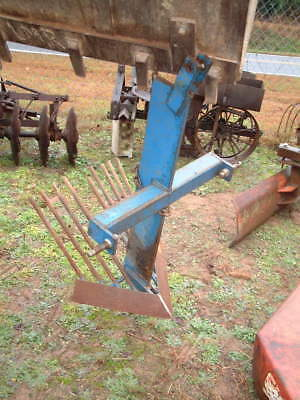 Barn find, Custom Made Heavy Duty POTATO BOTTOM PLOW 3 Point Hitch