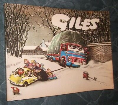 GILES Annual 18 Series 18th Edition Daily Express Cartoons