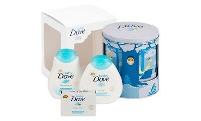 Dove Baby Lullaby Musical Tin