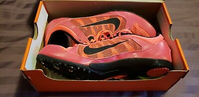 wholesale dealer 88926 d24e6 Nike ZOOM Rival MD 7 Mid Distance Running Track Spikes Shoes Men s 10.5  women 12