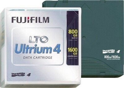 FujiFilm  LTO4 Ultrium 4 Data Tape Cartridge  800GB/1.6TB