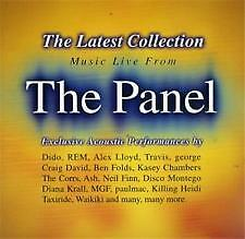 THE PANEL The Latest Collection LIVE CD Kasey Chambers Brian Cadd  Killing H-NEW